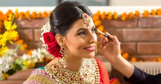Best Bridal Makeup Artists in jaipur