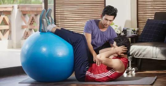 Physiotherapists at home in jaipur