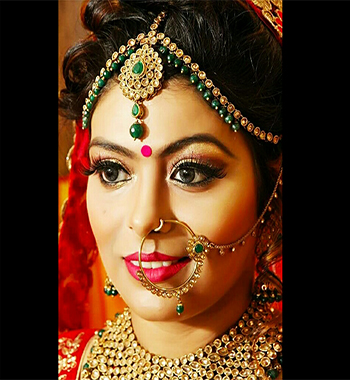 Best Makeup Artists in jaipur from UrbanHands