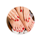 Beauty Salon Manicure and Pedicure Top beauticians at home